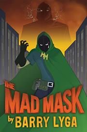 Book Cover for THE MAD MASK