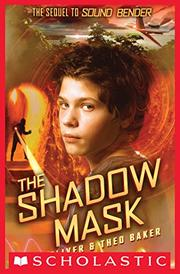 Cover art for THE SHADOW MASK