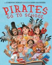 Book Cover for PIRATES GO TO SCHOOL