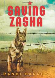 Book Cover for SAVING ZASHA