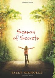 Cover art for SEASON OF SECRETS