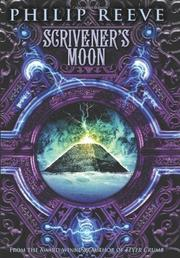 Cover art for SCRIVENER'S MOON