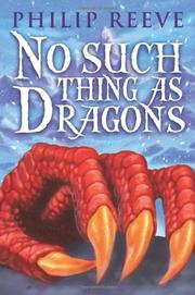 Cover art for NO SUCH THING AS DRAGONS
