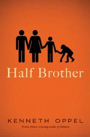Cover art for HALF BROTHER
