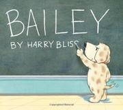 Cover art for BAILEY