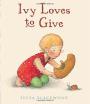 Cover art for IVY LOVES TO GIVE