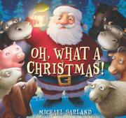 Cover art for OH, WHAT A CHRISTMAS!