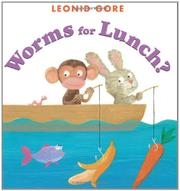 Cover art for WORMS FOR LUNCH?