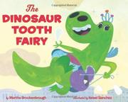 THE DINOSAUR TOOTH FAIRY by Martha Brockenbrough