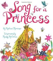SONG FOR A PRINCESS by Rachael Mortimer