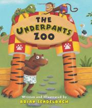 Book Cover for THE UNDERPANTS ZOO