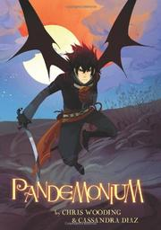 Book Cover for PANDEMONIUM