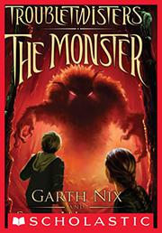 THE MONSTER by Garth Nix