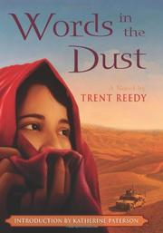 Cover art for WORDS IN THE DUST