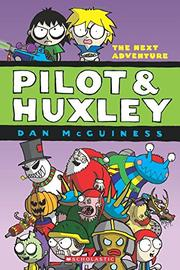 Cover art for PILOT & HUXLEY