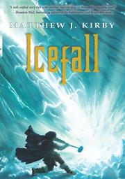 Book Cover for ICEFALL