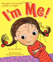 Book Cover for I'M ME!