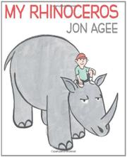 Book Cover for MY RHINOCEROS