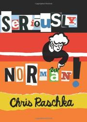 Cover art for SERIOUSLY, NORMAN!