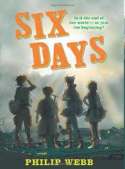 Cover art for SIX DAYS