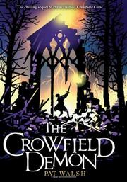 Cover art for THE CROWFIELD DEMON