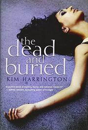 Cover art for THE DEAD AND BURIED