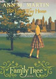 THE LONG WAY HOME by Ann M. Martin
