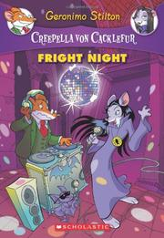FRIGHT NIGHT by Geronimo Stilton