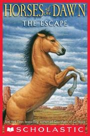 THE ESCAPE by Kathryn Lasky