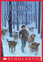 Book Cover for THE DOGS OF WINTER