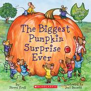 Book Cover for THE BIGGEST PUMPKIN SURPRISE EVER