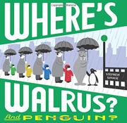 WHERE'S WALRUS? AND PENGUIN? by Stephen  Savage