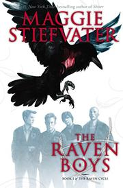Book Cover for THE RAVEN BOYS