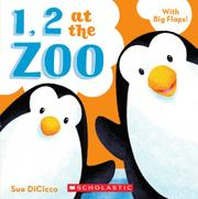 Cover art for 1, 2 AT THE ZOO