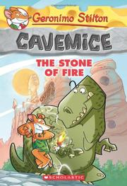 Cover art for THE STONE OF FIRE