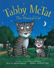 Book Cover for TABBY MCTAT, THE MUSICAL CAT