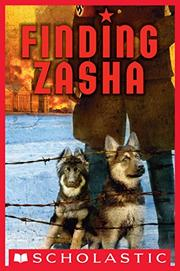 Cover art for FINDING ZASHA