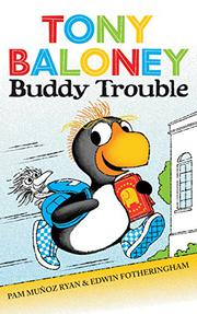 BUDDY TROUBLE by Pam Muñoz Ryan