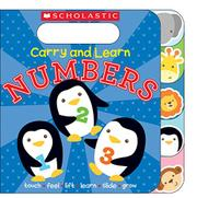 CARRY AND LEARN NUMBERS by Scholastic Inc.