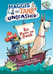 ALL PAWS ON DECK by Jessica Young