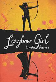LONGBOW GIRL by Linda Davies