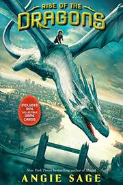 RISE OF THE DRAGONS by Angie Sage