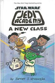 A NEW CLASS by Jarrett J. Krosoczka