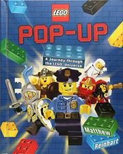 LEGO POP-UP by Matthew Reinhart