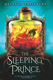 THE SLEEPING PRINCE by Melinda Salisbury