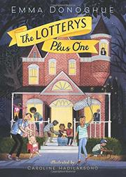 THE LOTTERYS PLUS ONE by Emma Donoghue
