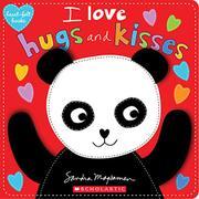 I LOVE HUGS AND KISSES by Sandra Magsamen