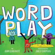 WORDPLAY by Adam Lehrhaupt