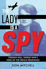 THE LADY IS A SPY by Don Mitchell