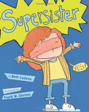 Cover art for SUPERSISTER